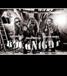 RockNight Affisch