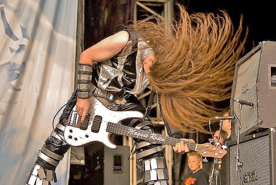 Rockmusiker