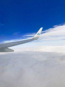 På väg till Spanien!