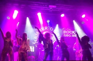 Chambers of Rock