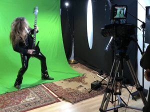 Bleckhorn video recording