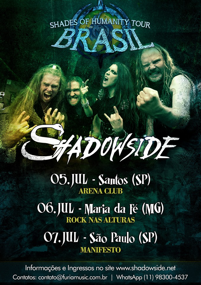 Shadowside / Brazil