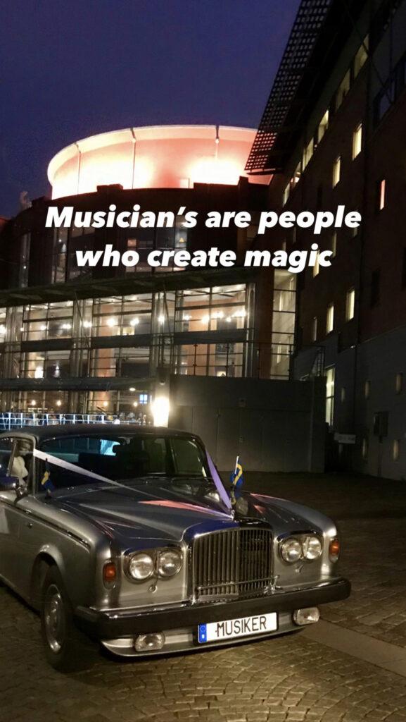 Music is magic!