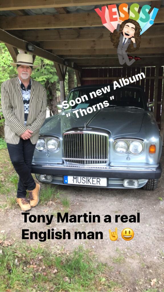 Tony Martin!