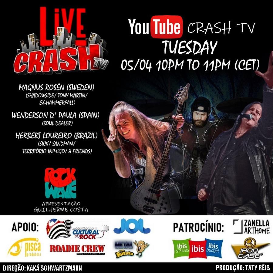 Crash Tv!!!
