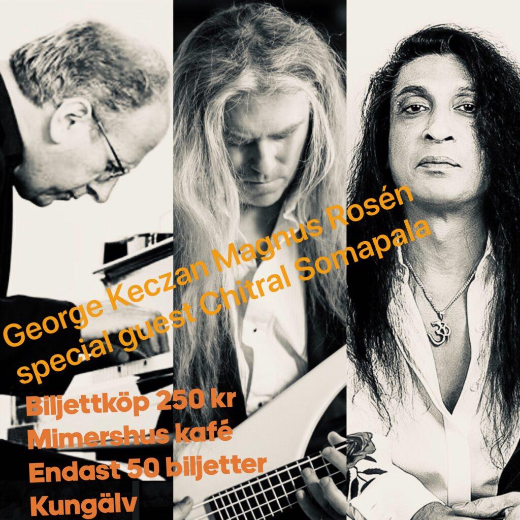 Vår konsert på Mimershus 18 sept