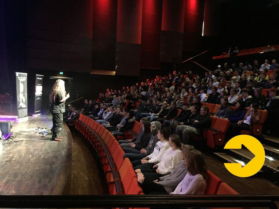 Digital föreläsning av Magnus Rosén